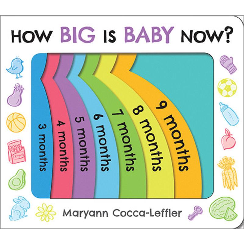 sourcebooks How Big Is Baby Now?