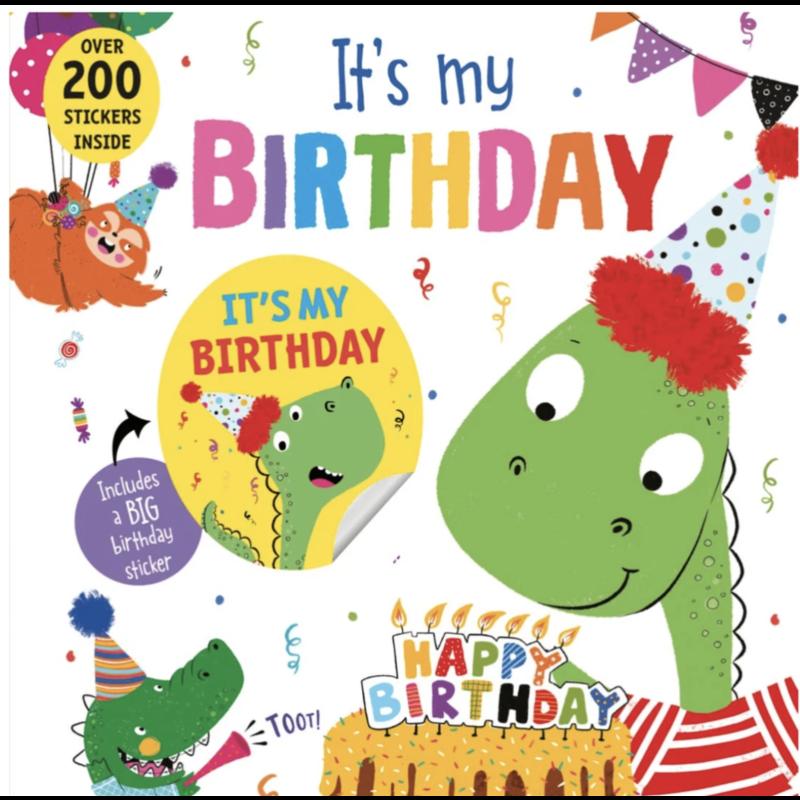It's My Birthday (Dinosaur)