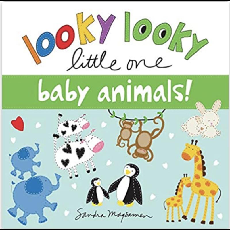 Looky Looky Little One: Baby Animals