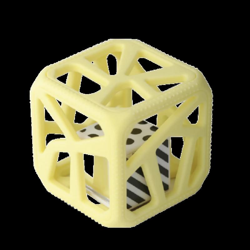 Malarkey Kids Chew Cube Yellow