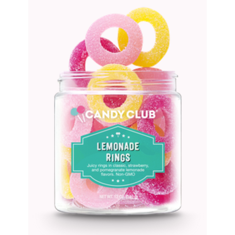 Candy Club Candy Club Lemonade Rings