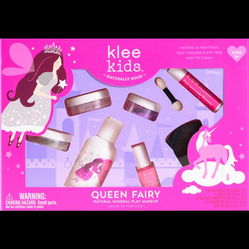 Klee Kids Klee Kids Natural Minerals Play Makeup Set - Queen Fairy
