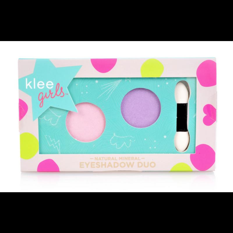 Klee Kids Klee Kids Natural Mineral Eyeshadow Duo