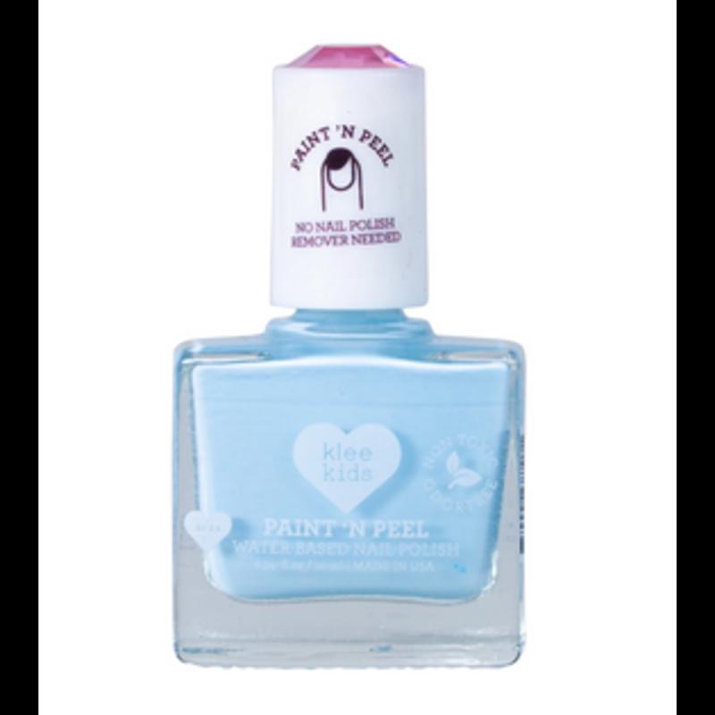 Klee Kids Klee Kids Water-Based Peelable Nail Polish - Little Rock