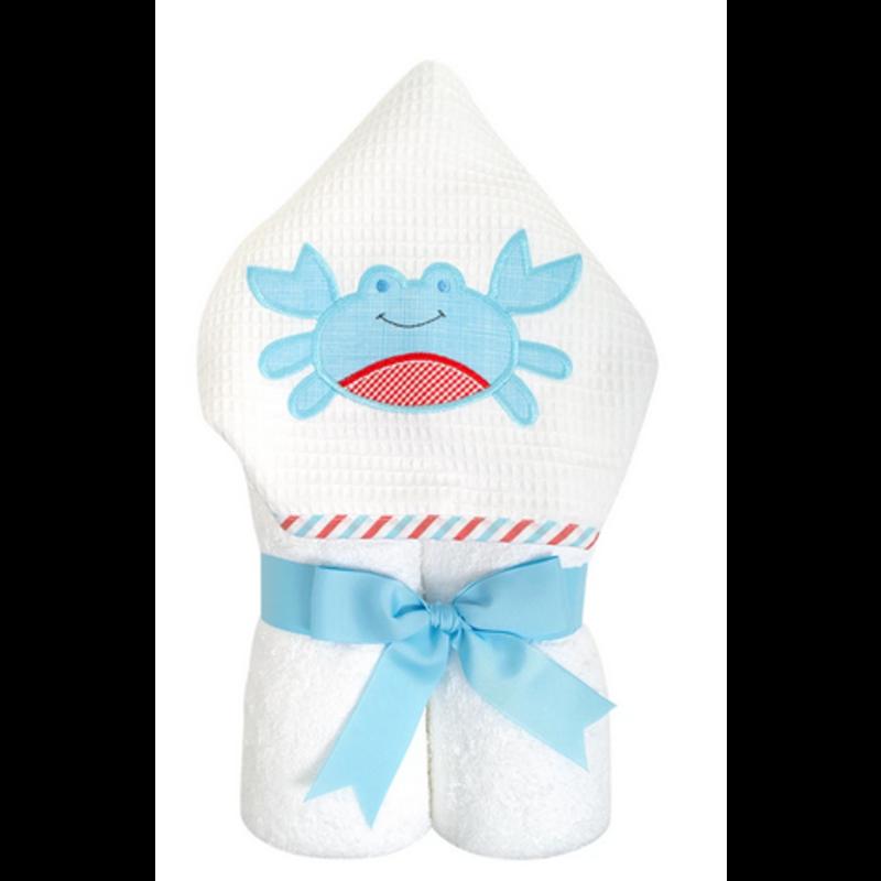 3 Marthas 3 Marthas Blue Crab Everykid Towel