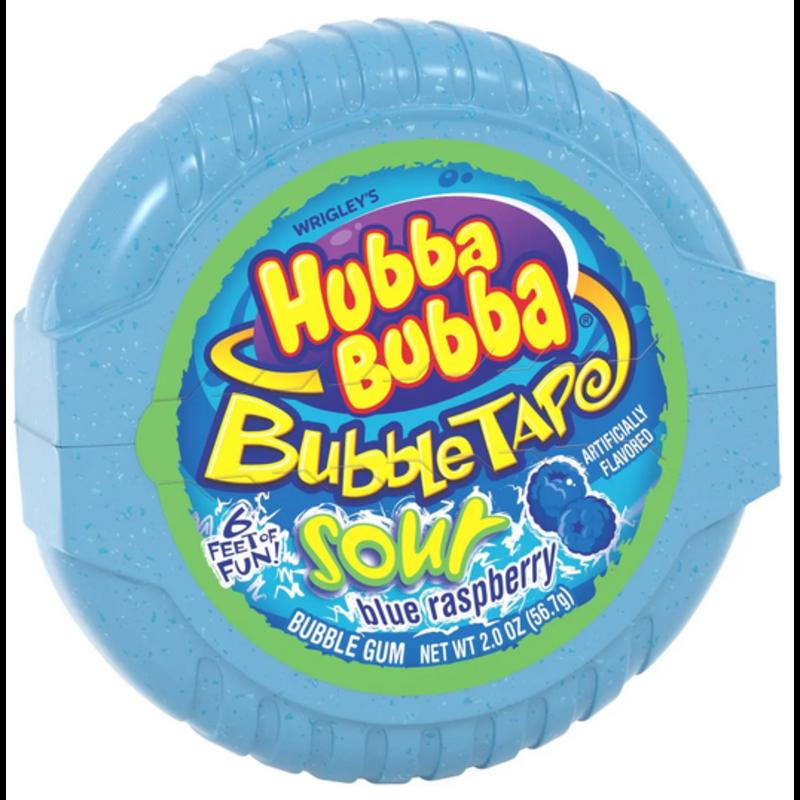 Grandpa Joe's Hubba Bubba Tape Blue Raspberry