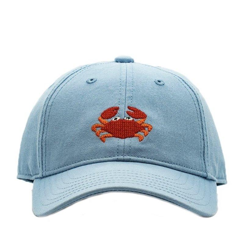 Harding Lane Harding Lane Crab on Faded Chambray Hat