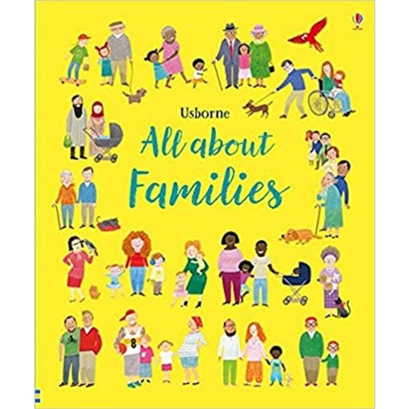 EDC/USBORNE All About Families