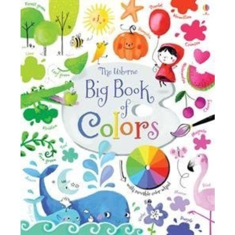 EDC/USBORNE Big Book Of Colors