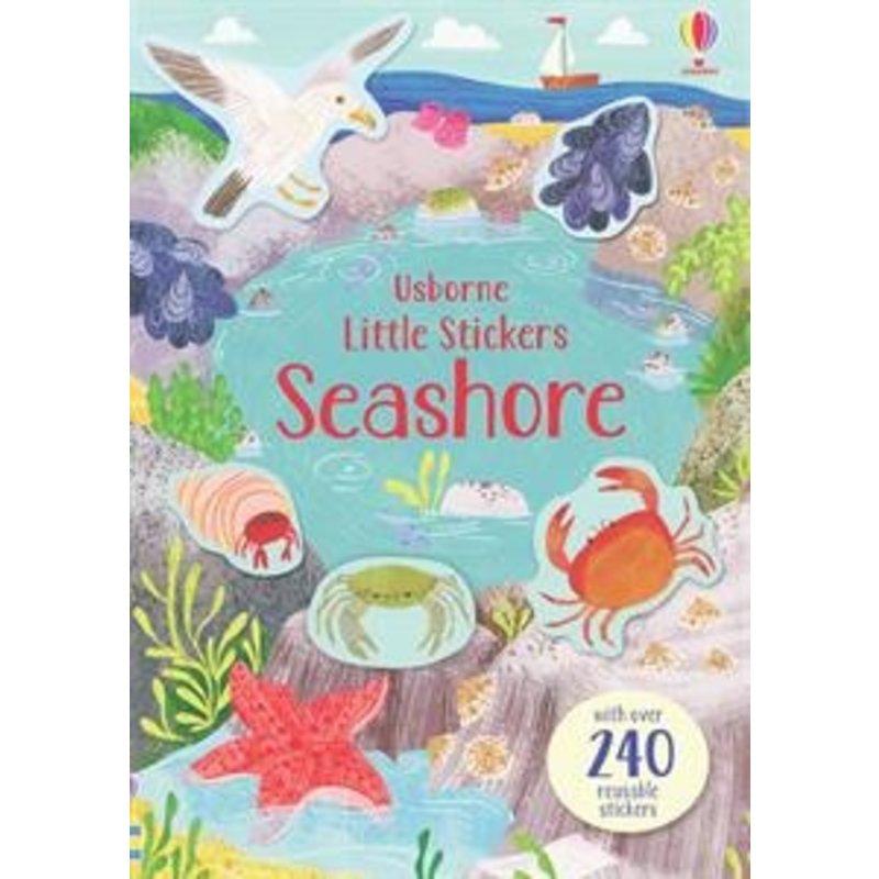 EDC/USBORNE Little Stickers Seashore