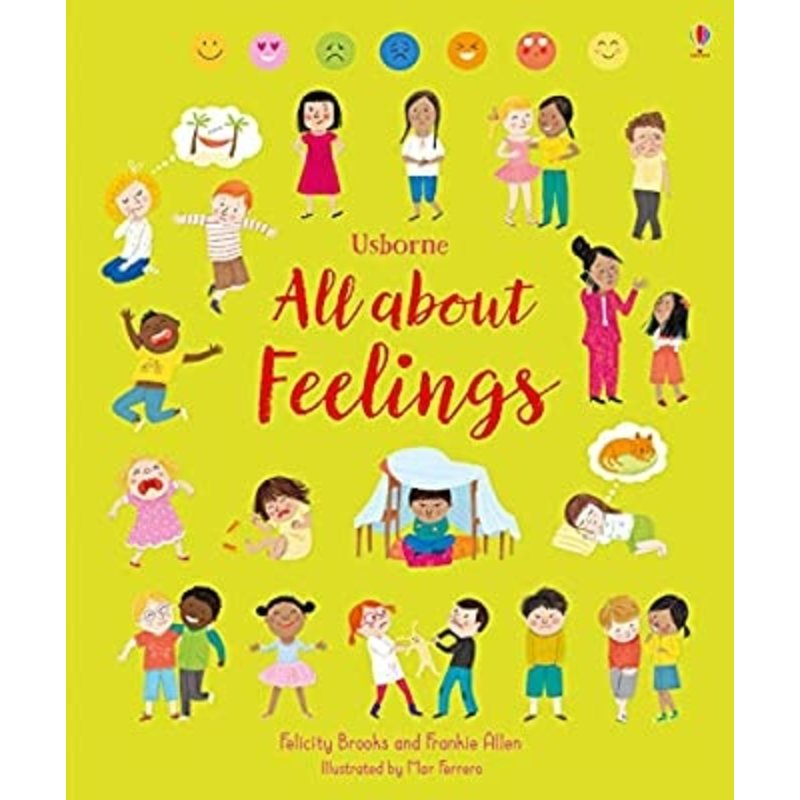 EDC/USBORNE All About Feelings