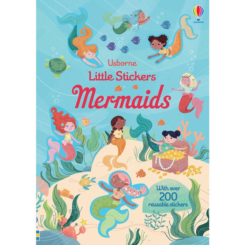 EDC/USBORNE Little Stickers Mermaids