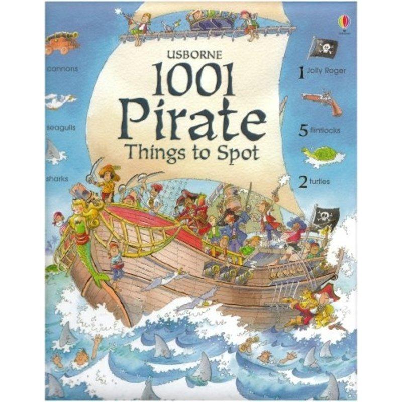 EDC/USBORNE 1001 Pirate Things To Spot