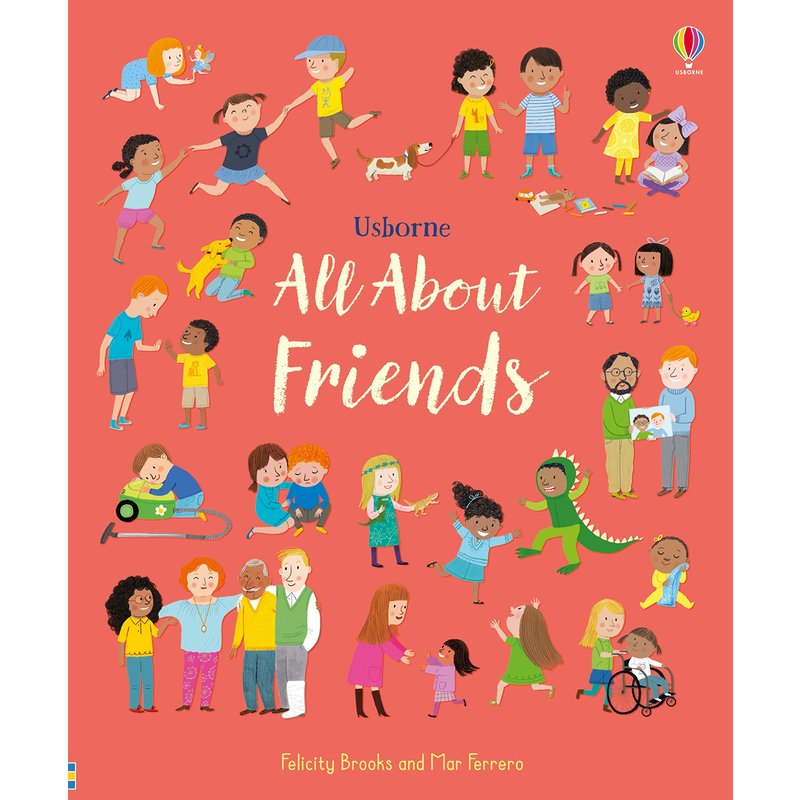 EDC/USBORNE All About Friends