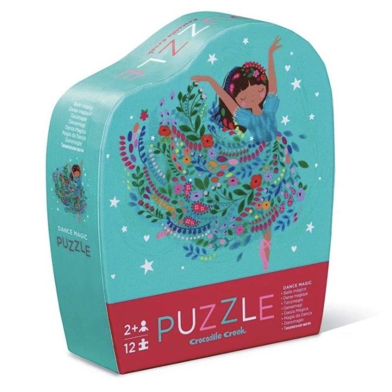 Crocodile Creek 12-pc Mini Puzzle - Dance Magic