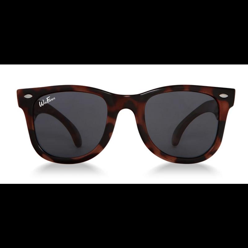 WeeFarers WeeFarers Original Sunglasses - Tortoise Shell