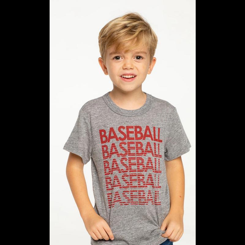 Chaser Baseball Tee