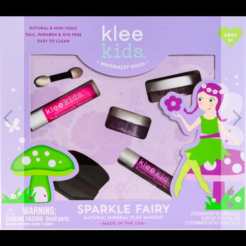 Klee Kids Klee Kids Natural Minerals Play Makeup Set - Sparkle Fairy