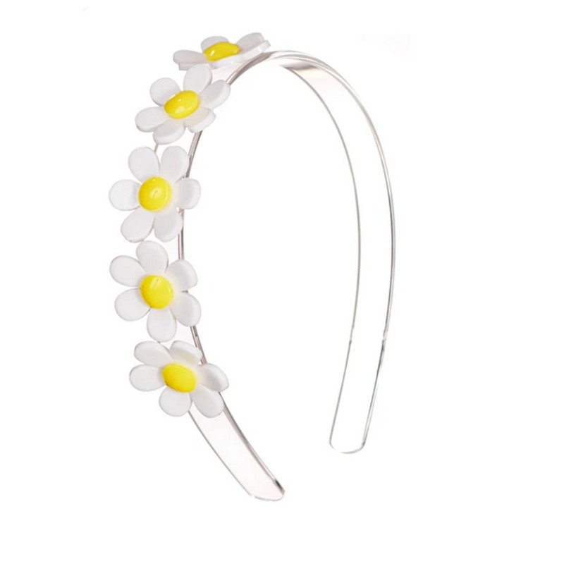 Lilies & Roses Lilies & Roses Daisies  Headband