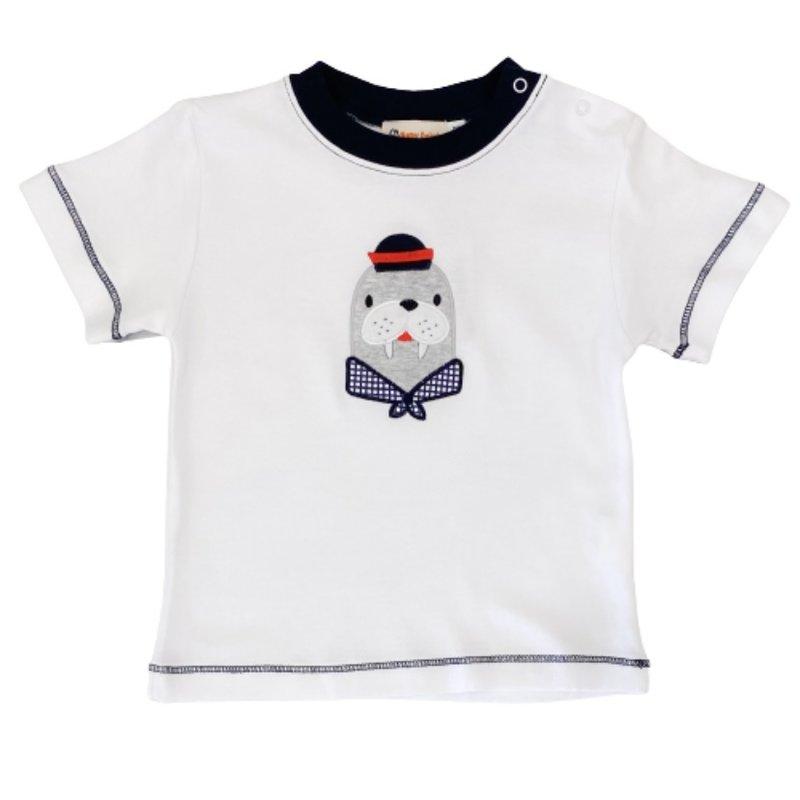 Luigi Luigi Walrus T-Shirt