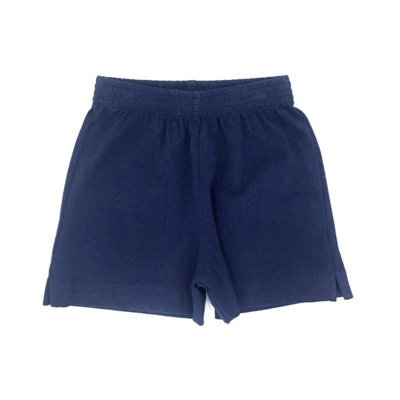 Luigi Luigi Jersey Shorts Dark Royal