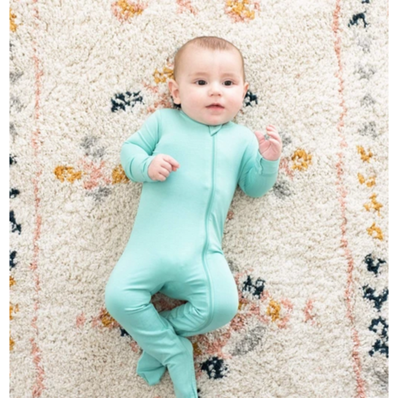 Kyte Baby Kyte Baby Jade Zippered Footie