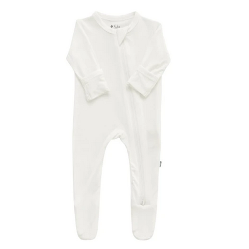 Kyte Baby Kyte Baby Cloud Zippered Footie