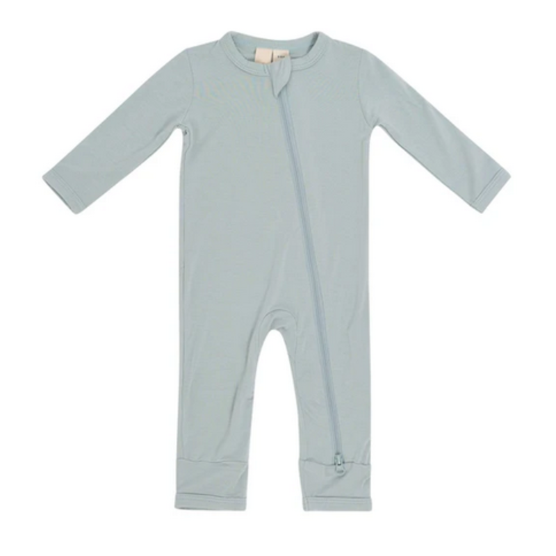 Kyte Baby Kyte Baby Sage Zippered Romper