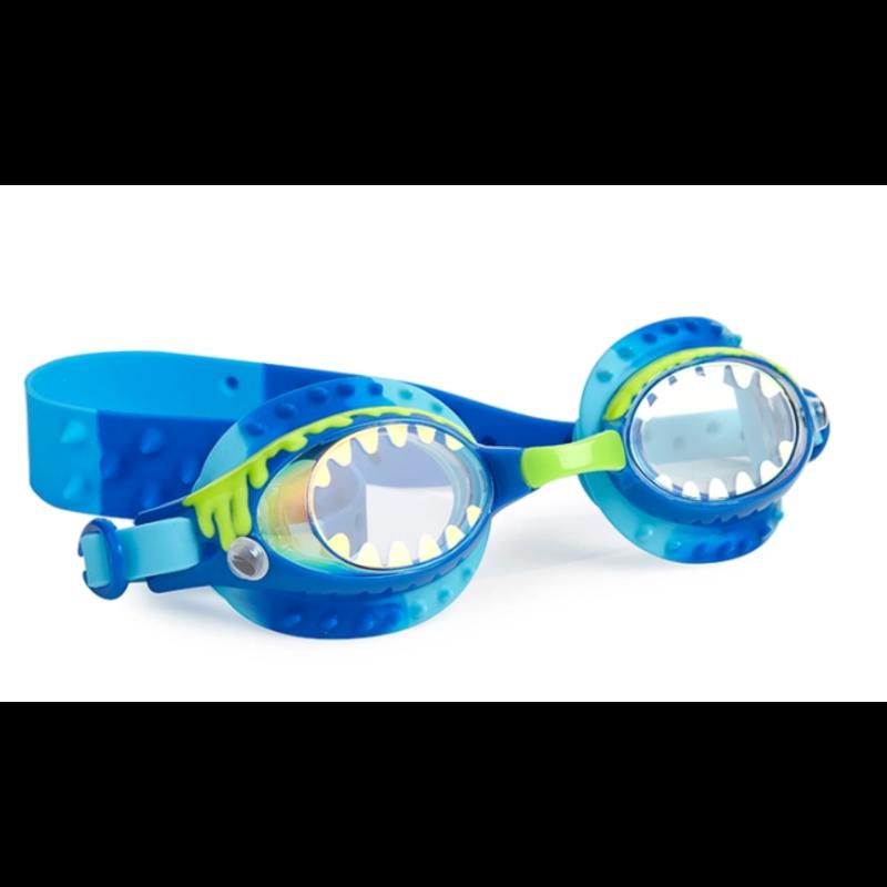 Bling2o Bling2o Gooey Gator Blue Goggles