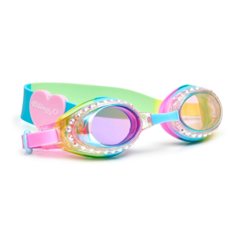 Bling2o Bling2o Cotton Candy Swirl Goggles