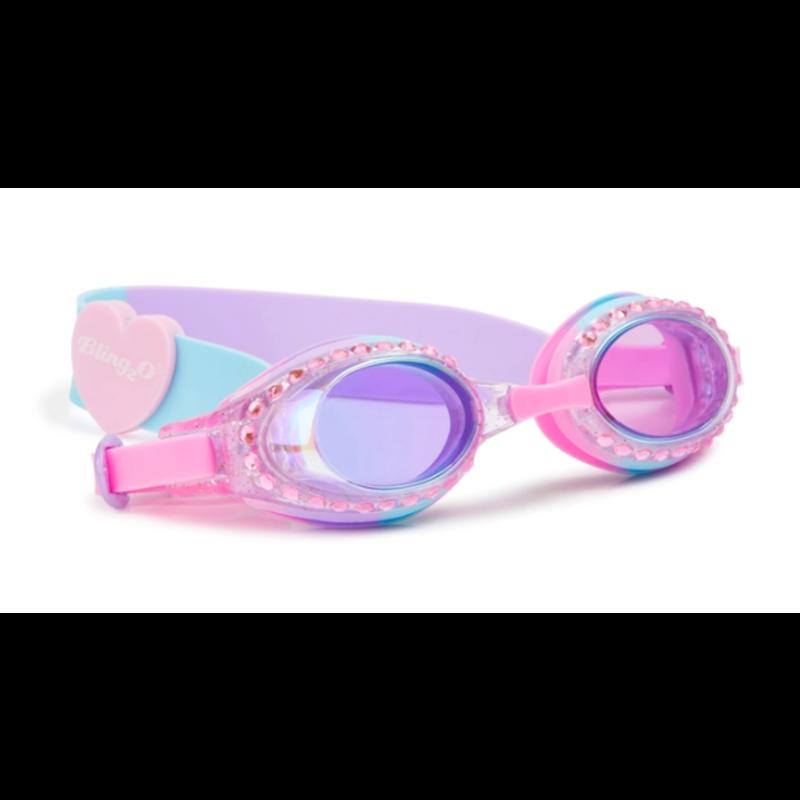 Bling2o Bling2o Bubblegum Blue Goggles