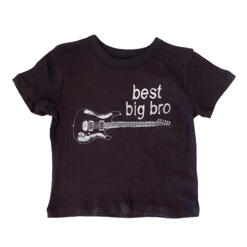 Chaser Chaser Big Bro Guitar T-Shirt