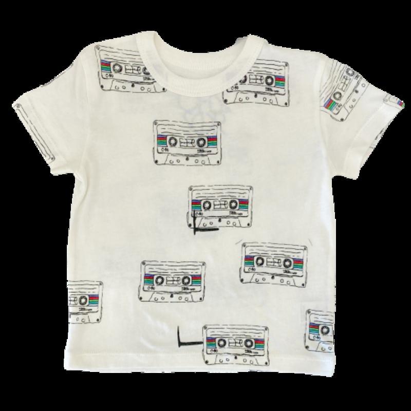 Chaser Chaser White Casettes T-Shirt