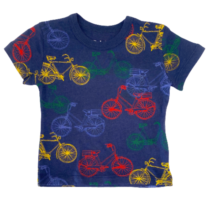 Chaser Navy Bikes T-Shirt