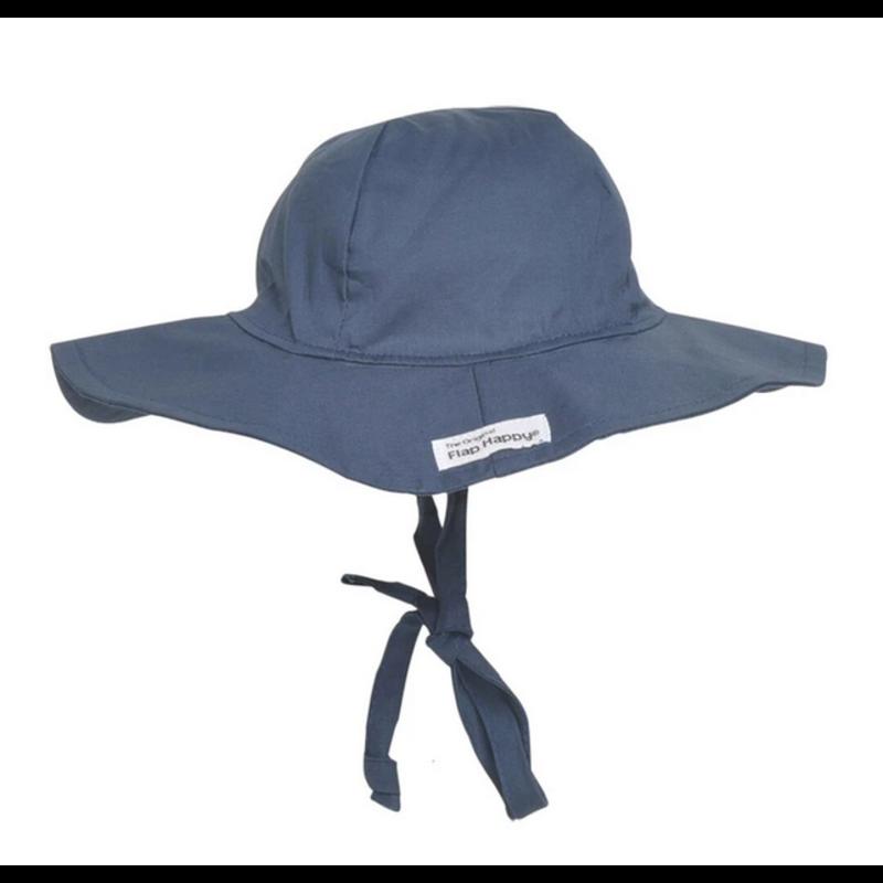 Flap Happy Flap Happy Navy Floppy Hat