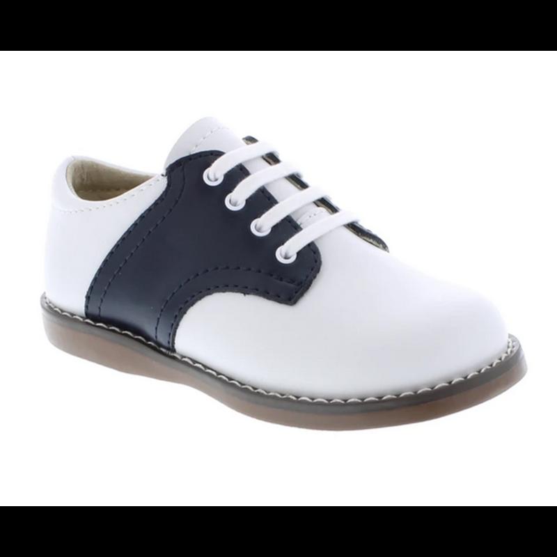 Footmates Footmates Cheer White/Navy