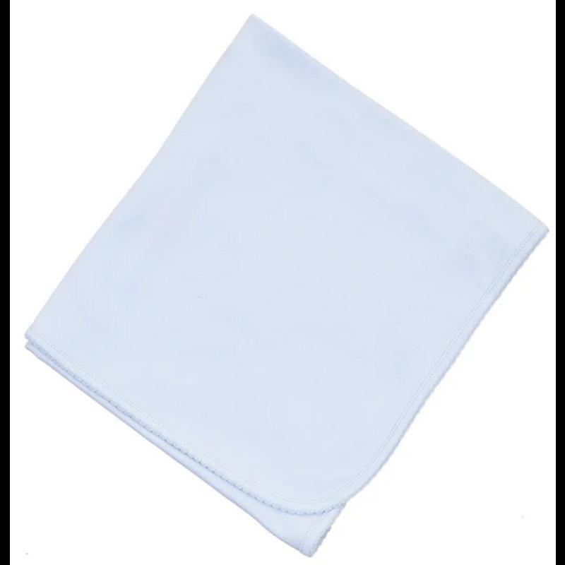 Magnolia Baby Magnolia Baby Essentials Light Blue Blanket OS