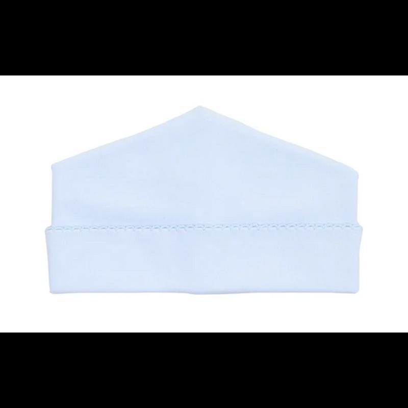 Magnolia Baby Magnolia Baby Essentials Solid Blue Hat