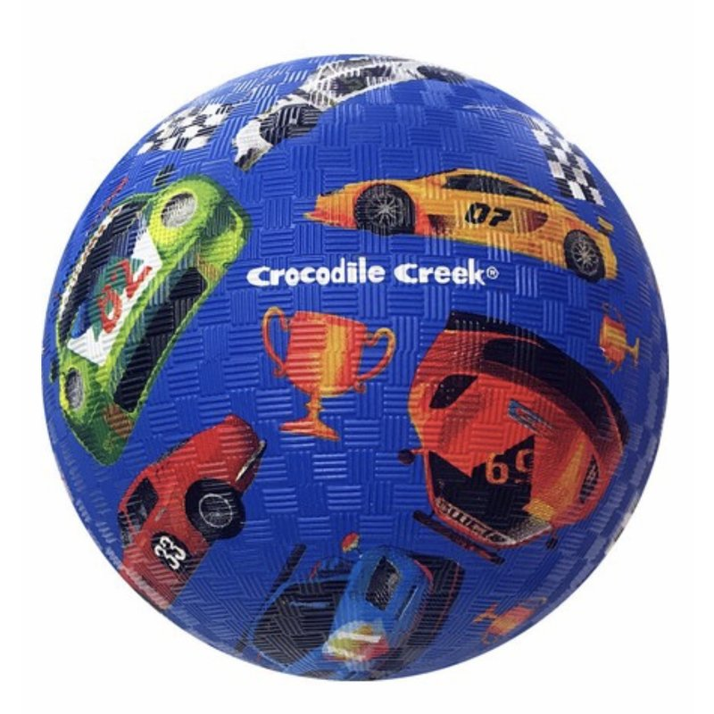 "Crocodile Creek Crocodile Creek 5"" Playball - At the Races"