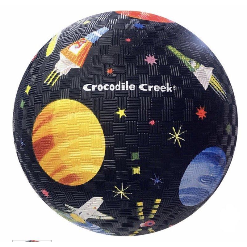 "Crocodile Creek Crocodile Creek 5"" Playball - Space Exploration"