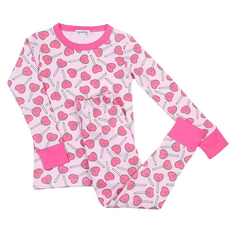 Magnolia Baby Magnolia Baby Heartpops Long Pajama