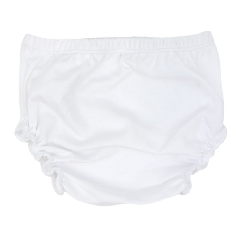 Paty Paty White Diaper Cover
