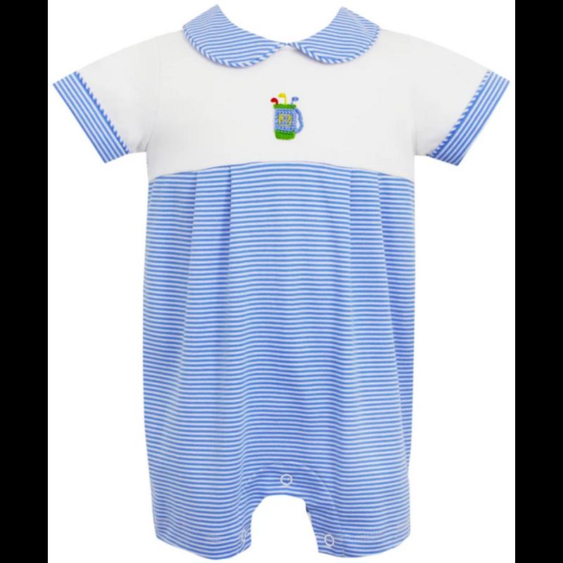 Petit Bebe Petit Bebe Stripe Golf Bag Boy's Bubble