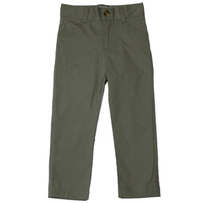 Properly Tied Properly Tied Charleston Pant Olive