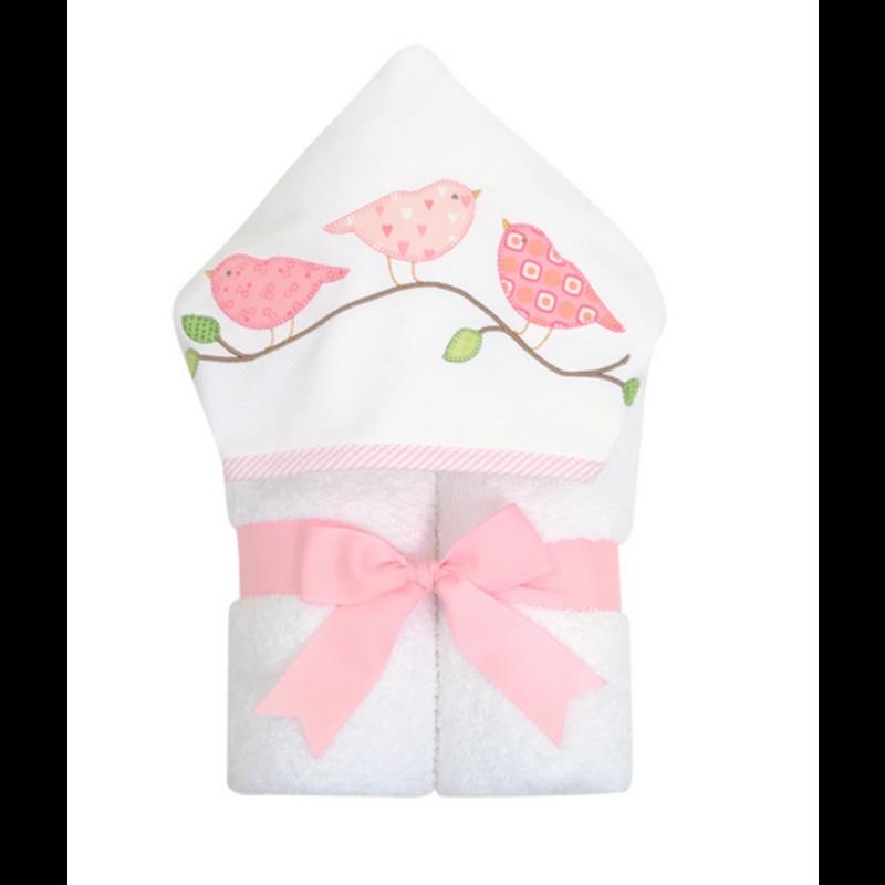 3 Marthas 3 Marthas Bird Everykid Towel