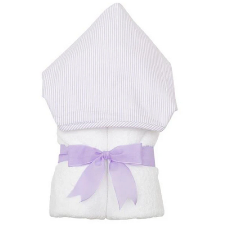 3 Marthas 3 Marthas Lilac Stripe Seersucker Everykid Towel