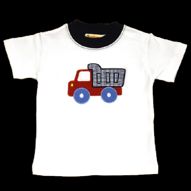 Luigi Luigi Boy SS Dump Truck Tee