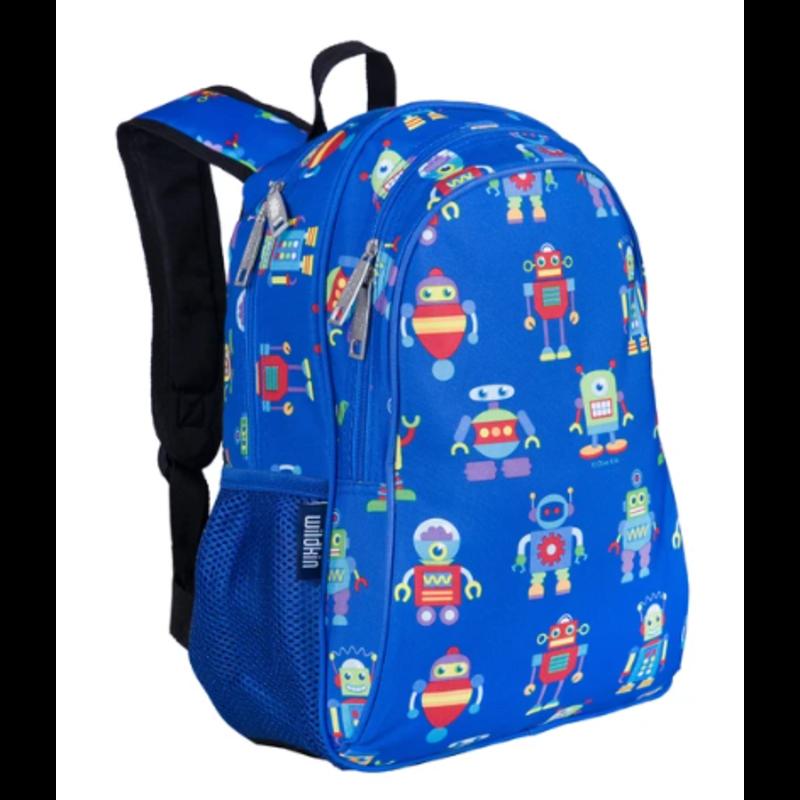 "Wildkin Wildkin Robots Backpack 15"""