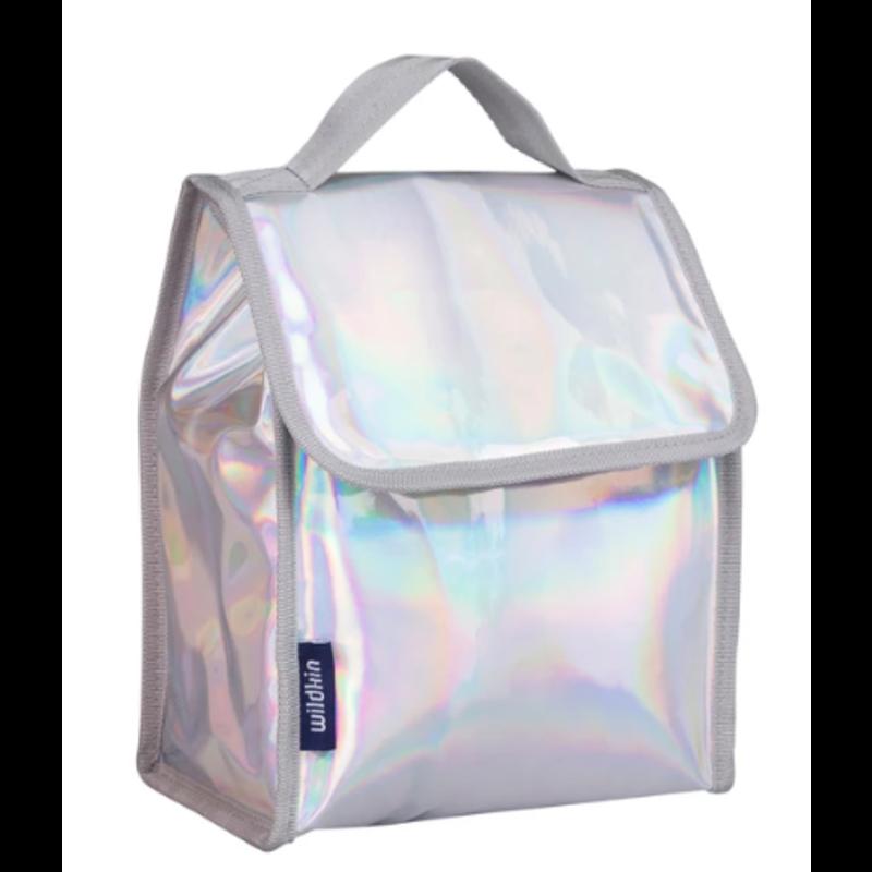 Wildkin Wildkin Holographic Lunch Bag