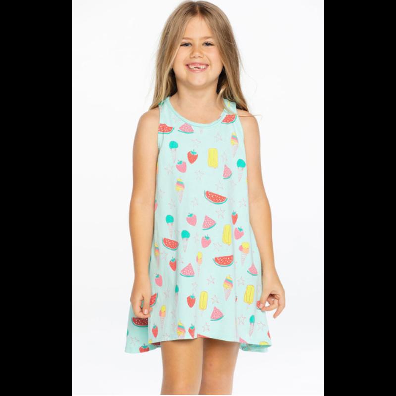 Chaser Chaser Summer Treats Tank Dress
